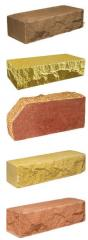 Brick facing Finnish Vinnytsia