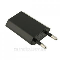 Адаптер 220 c USB Output 5.0V-1A