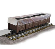 Вкладыш в открытые железнодорожные вагоны