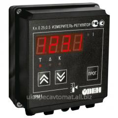 Measuring instrument regulator single-channel TPM1
