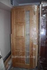 Interroom door, installation of doors, doors