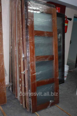 Pine doors of D-70, door interroom wooden