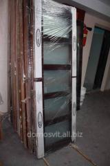 D-71 door, door from a tree in Ukraine
