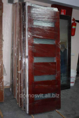 Pine door from the producer, a door to the room of