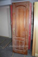 Door interroom D-73, pine door