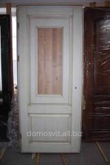 Дверь Д-76, двери в комнату из ясеня