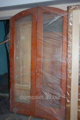Дверь Д-92, приобрести деревянную дверь от