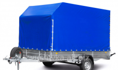 Awnings automobile For trailers automobile under