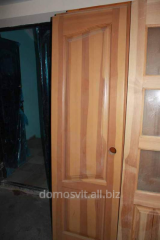 D111, door from the producer a wooden, interroom