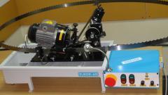 Profile borazone tool-grinding the ELBOR 60