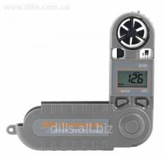 Карманный анемометр с электронным компасом Az-8996