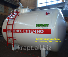 Резервуар для бензина