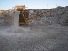 Fluxing limestone for steel-smelting and