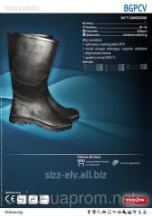 Сапоги резиновые BGPCV 5907522955397
