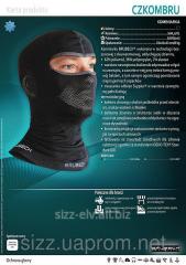 Подшлемник лыжный .подшлемник термо CZKOMBRU 5908239639044