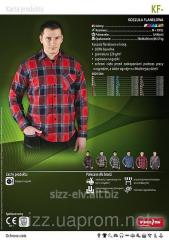 Рубашка рабочая мужская KF 5907522964955