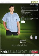 Рубашка мужская KWSKR Рубашка форменная 5907522928230
