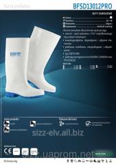 Сапоги резиновые BFSD13012PRO.Сапоги резиновые рабочие.Сапоги резиновые для пищевой промышленности 5907522980658