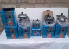 Pump gear (gear) NSh-32U-3L