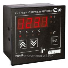 Temperature regulator 2TPM1