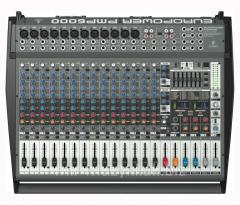 Active mixer of BEHRINGER EUROPOWER PMP6000