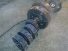 Gear wheels Z 118 granulators OGM-1.5