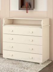 Dresser a pelenator the Standard with a pelenalny