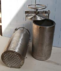 Аппараты для выдувания сырных палочек и сырной
