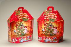 Souvenir, festive packaging