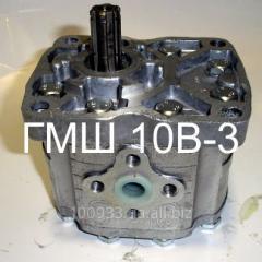 GMSh 10V-3 shponochny shaft, hydromotor gear