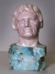 Скульптурный портрет изготовим любой сложности под