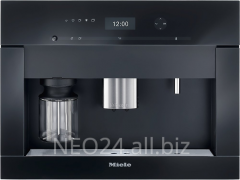 The coffee machine the built-in Miele CVA 6401