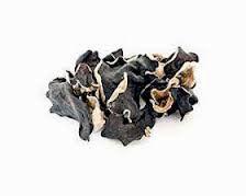 Black wood mushroom - Muer
