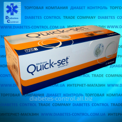 Catheters for an insulin pomp of Quick-set