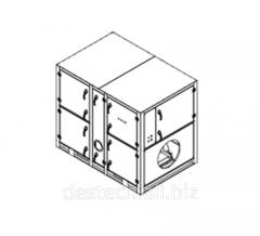 The adsorptive rotor dehumidifier of MDC4000 air