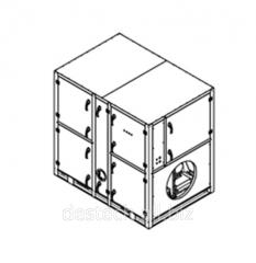 The adsorptive rotor dehumidifier of MDC8000 air