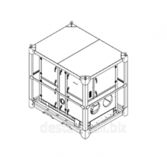 The adsorptive rotor dehumidifier of MDC6000 Customized air