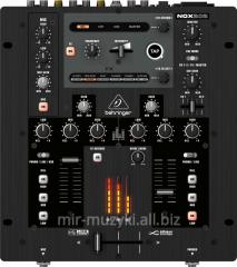 DJ микшер BEHRINGER PRO MIXER NOX202