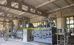 Heat generator solid fuel SAB