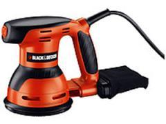 Eccentric Black & Decker KA198-QS grinder