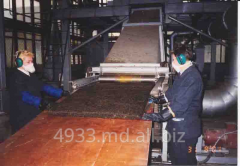 Установка для производства базальтового тонкого
