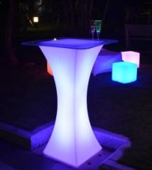 Little table of LED-table-09 bar table