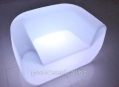 Chair LED-chair-03 armchair