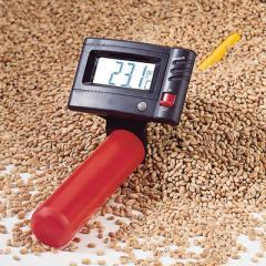 Probe temperature grain