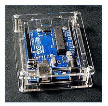 Enclosure for Arduino Uno