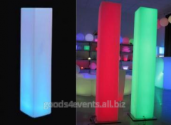 LED-Pillar-02 30*30*110 rack