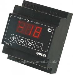 Control unit of TPM974 refrigerators