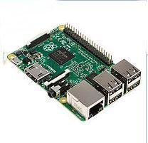 One-paid Raspberry Pi 2 Model B computer