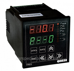 The controller for regulation of temperature in