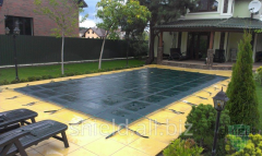 Winter Shield awnings for pools